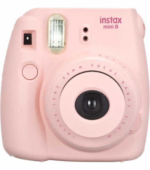 Fuji Instax Mini 8 Camera Review