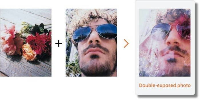 Instax Mini 90 Double Exposure Mode Tips and Tricks
