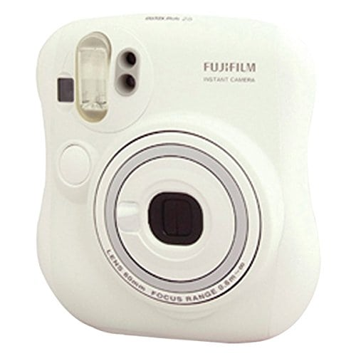 Fujifilm Instax Mini 25 Instant Camera Review