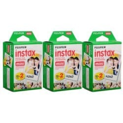Fuji Instax Mini Film, 60 Sheets