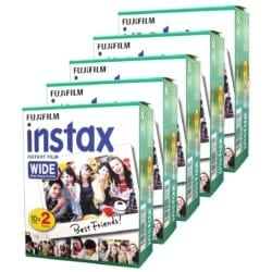 Fuji Instax Wide Film 100 Sheets