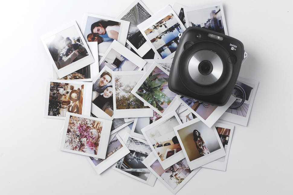 Fujifilm Instax SQ10 Square Camera