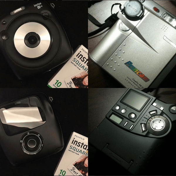 Fujifilm Instax Square SQ10 Sneak Preview