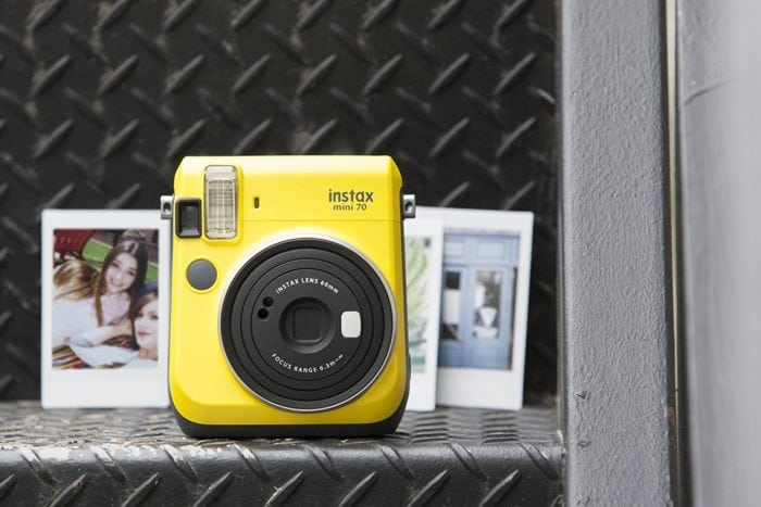 Instax Mini 70 Cheap Instant Camera
