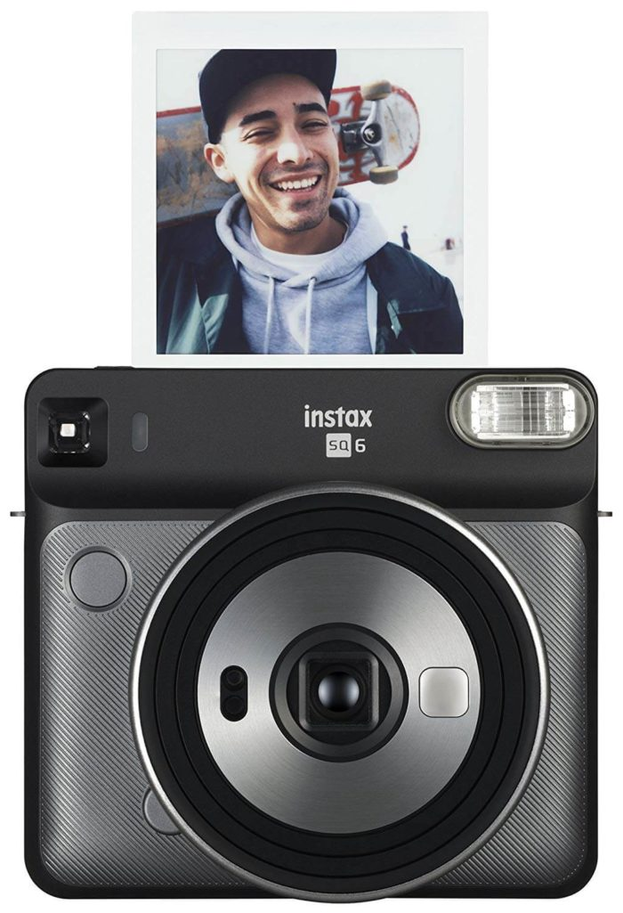 Best Hybrid Instant Camera - Instax Square SQ6