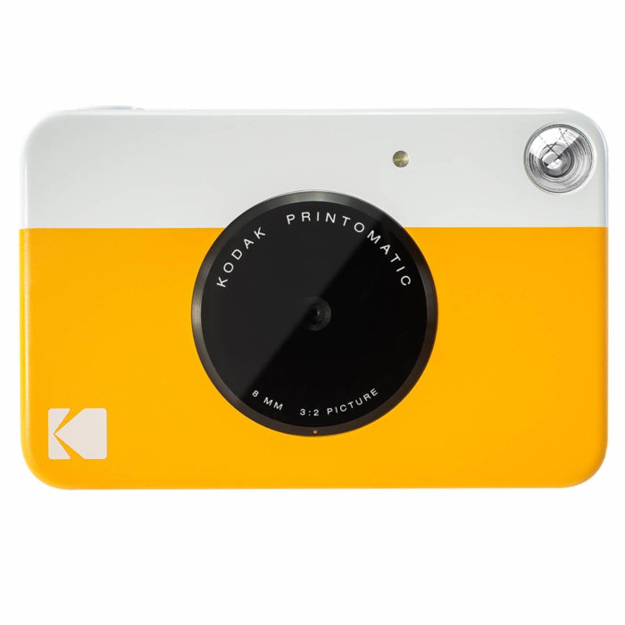 Best Instant Camera for Kids - Kodak Printomatic