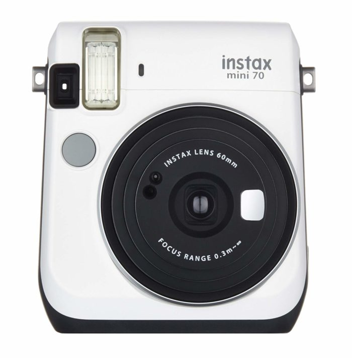 Best instant camera for selfies - Instax Mini 70